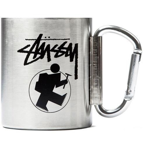 Stussy Carabiner Mug